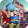 超级雷神英雄游戏