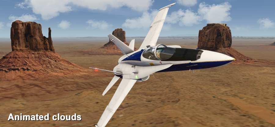 航空模拟器2021中文版手机版下载图3: