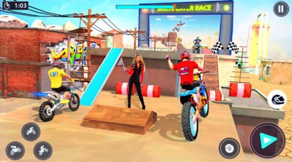 特技自行车高手游戏官方安卓版图1: