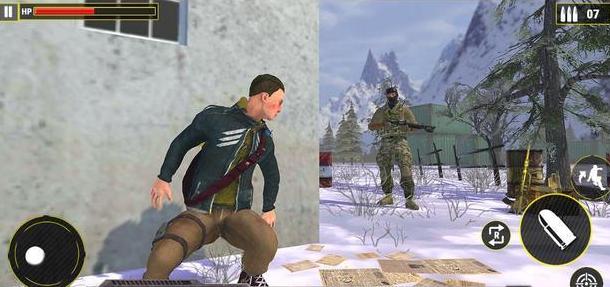 致命火战场手机游戏官方版图3: