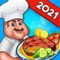 美食广场的餐厅游戏