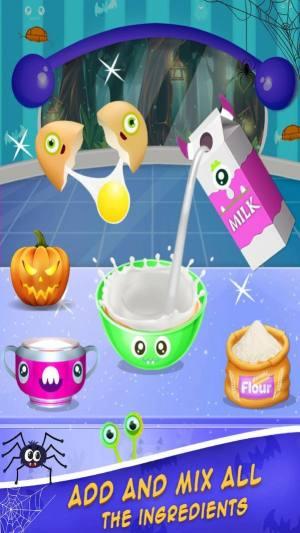 怪物面包店游戏中文汉化版图片1