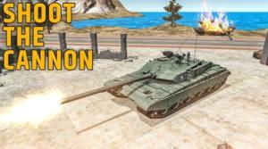 陆战型坦克模拟器游戏图2