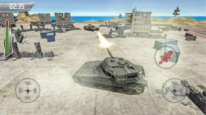 陆战型坦克模拟器游戏官方安卓版图片1