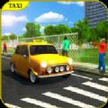 新出租车模拟游戏