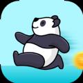 熊猫计步App