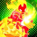 變異英雄終極格斗去廣告破解版 v1.0