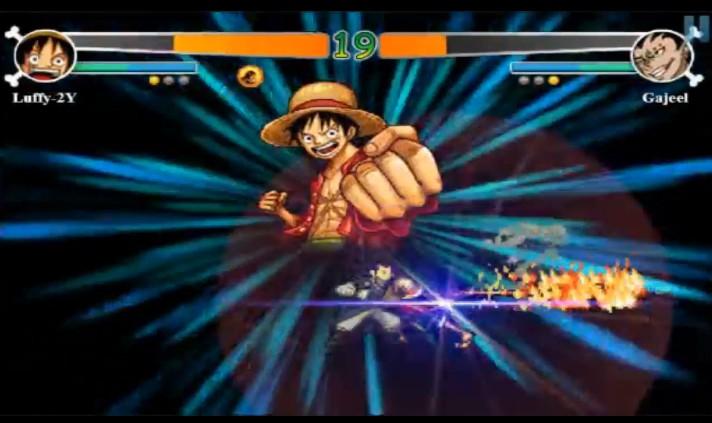 妖尾VS海贼王2.0手机游戏安卓版图3: