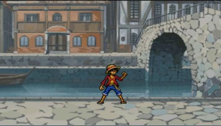 妖尾VS海贼王2.0手机游戏安卓版图1: