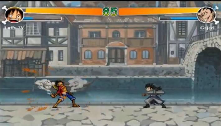 妖尾VS海贼王2.0手机游戏安卓版图2: