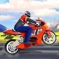 暴力摩托英雄游戏官方手机版 v1.0