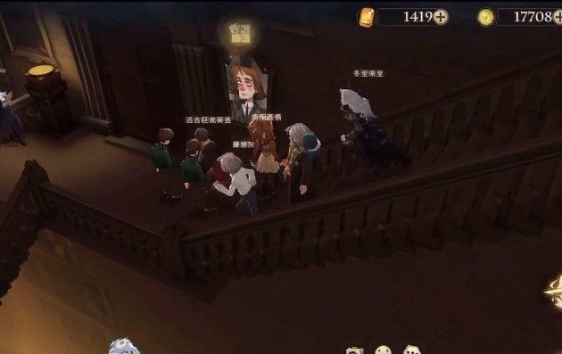 哈利波特魔法觉醒在城堡里进行魁地奇活动在哪?在城堡里进行拼图线索位置介绍[多图]图片1