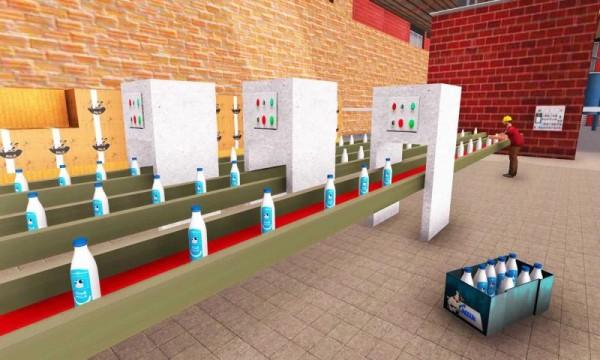 牛场牛奶厂游戏最新安卓版图片1