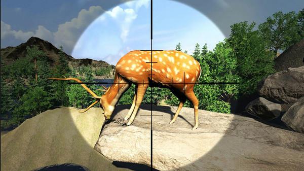 狩猎探险模拟器游戏中文版图片1
