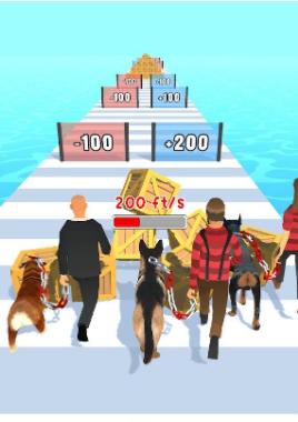 遛狗者3D游戏最新安卓版图1: