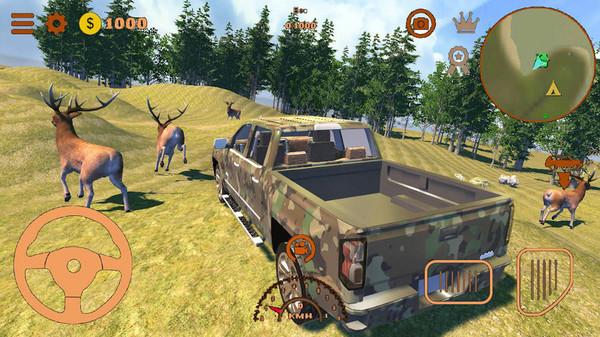 狩猎探险模拟器游戏中文版图1: