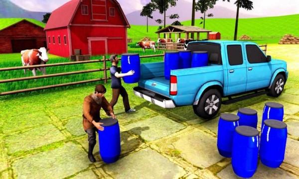 牛场牛奶厂游戏最新安卓版图3: