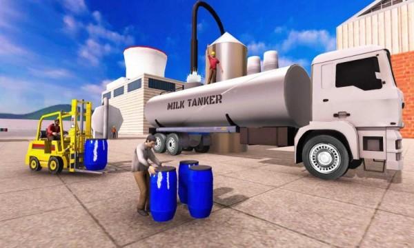 牛场牛奶厂游戏最新安卓版图1: