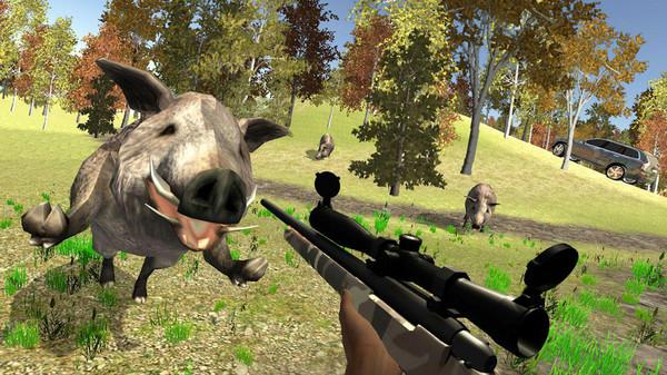 狩猎探险模拟器游戏中文版图3: