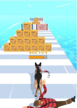 遛狗者3D游戏最新安卓版图2: