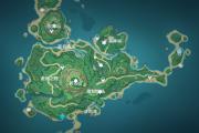 原神鹤观岛石板在哪?鹤观岛石板位置汇总[多图]