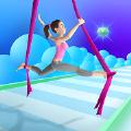 瑜伽吊绳跑秀游戏中文版 v0.7