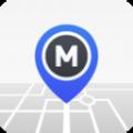 马克地图高清卫星地图