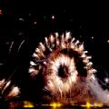 微信8.0状态烟花背景图片