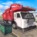 城市垃圾车模拟驾驶中文版