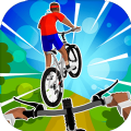 疯狂自行车游戏免费版