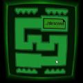 绿色的迷宫恐怖游戏
