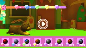 和猫咪一起玩球游戏图2