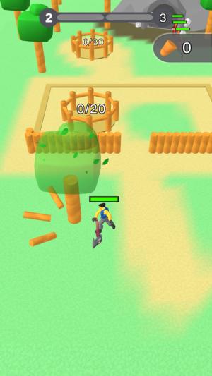 Lumbercraft破解版图1