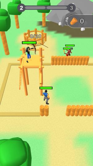 Lumbercraft破解版图6