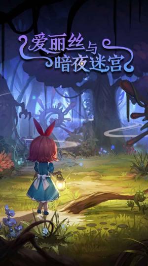 爱丽丝与暗夜迷宫破解版图2