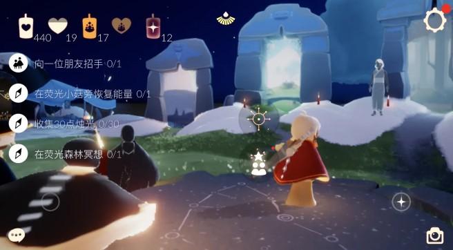 光遇2.8任务 2.8号大蜡烛位置介绍[多图]