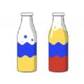 瓶子倒水的游戏