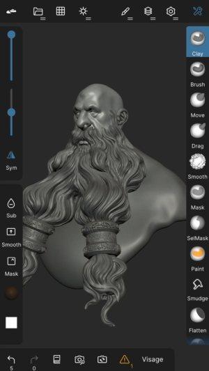 Nomad Sculpt中文图4