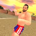 卡巴迪摔跤聯盟游戲