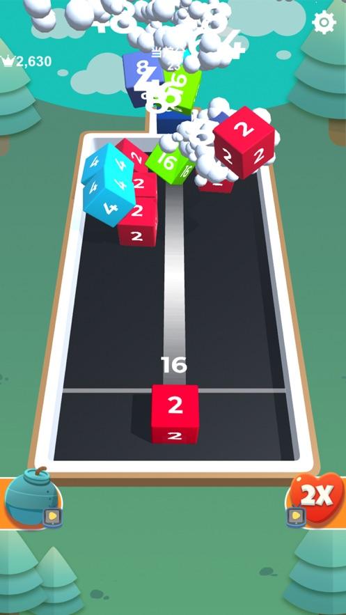 滚动方块游戏领红包v2.1.1最新版图2: