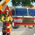 真实消防员模拟器游戏
