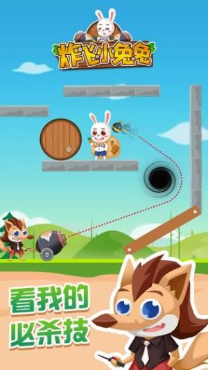 炸飞小兔兔游戏下载破解版图片2