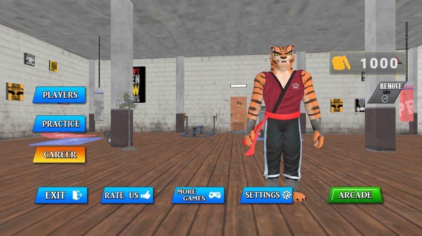 冠军摔跤模拟器游戏安卓最新版图片1