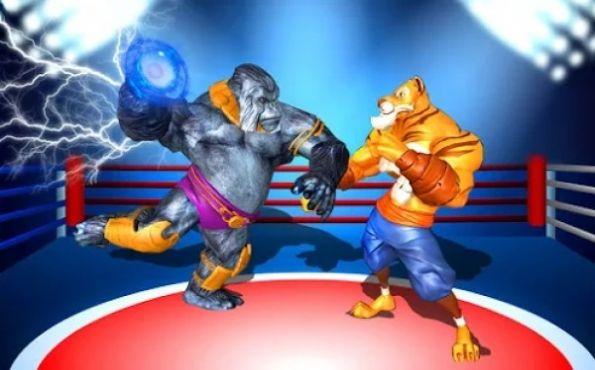 冠军摔跤模拟器游戏安卓最新版图1:
