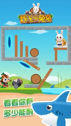 炸飞小兔兔破解版图3