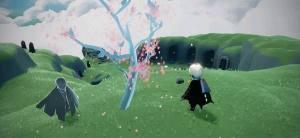 光遇云野赏花位置一览 在云野赏一会儿花任务攻略图片2