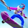 滑板侠破解版无限金币无限钻石 v1.0