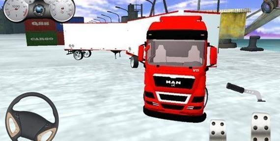 挂车模拟驾驶手机游戏下载苹果版图片1