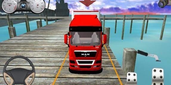 挂车模拟驾驶手机游戏下载苹果版图4: