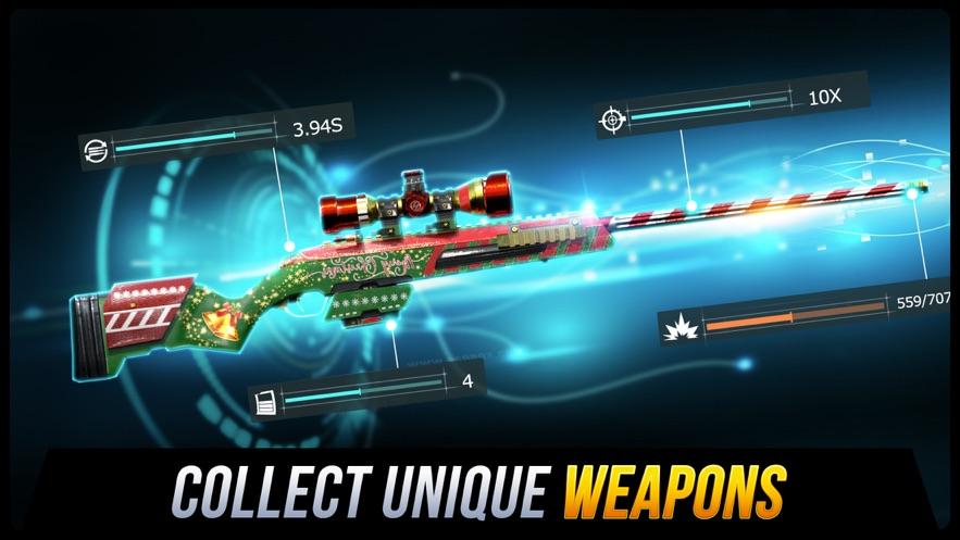 千纹时空狙击手射击模拟器游戏官方版图1: